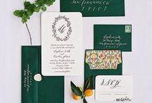 Invitation & Graphic Design Inspiration