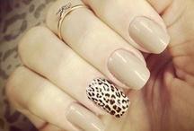 cute nails:) / by Carli Rodriguez