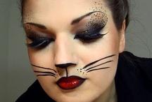 Halloween Makeup/Costumes