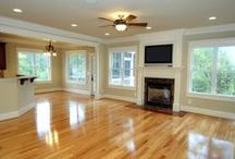 Wood Floors / by Mom Home Guide