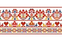 needlearts / ...lovely & amazing stitchery / by ecofunkyLaima