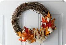 autumn + holidays