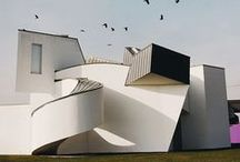 Architecture / a lising of stunning architecture in different kinds of buildings
