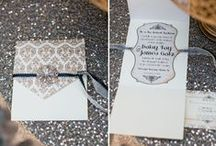 Platinum, Gold, & Ivory Wedding