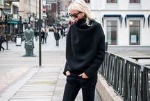 all black everything. / by Lucy Amanda