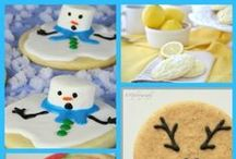 Cookie Recipes / Delicious cookie recipes for any time of year!