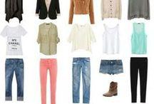 Easy outfits / by Tammi Tuke