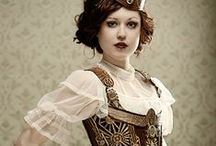 steampunk & gothic lolita / Steampunk, victorian and edwardian styles plus a sparkle of gothic lolita style