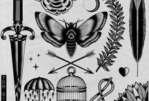 Tattoos / by Victoria Zlotkowski