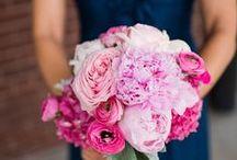Shades of Pink Wedding