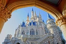Magical. / Disney World.  / by Rebecca Kersey