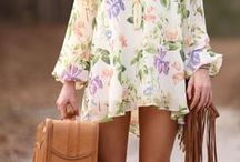 Spring ✿ Style / All the latest spring styles and outfits.