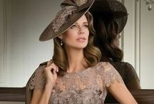 mother of the bride / fashion & style ideas for a wediing which is not your wedding