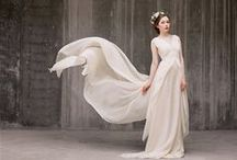 boho & ethereal wedding / bohemian and ethereal wedding inspirations  - simply romantic!