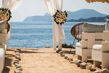 weddig venues & honeymoon / Inspirations for the very special wedding location or where to spend your honeymoon