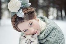 mori girl & country fashion / A mood board for this romantic fashion style