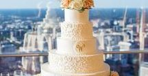 Peach & Ivory Wedding / http://significanteventsoftexas.com