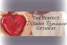 Winter Romance Getaway / We think February is the best time of the year to plan a getaway with your loved one. It's a chance to reconnect during a time of the year when everything seems a bit slower. Now is the time to plan your Winter Romance Getaway trip to Granbury!