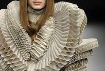 wearable art / Still fashion? Or art? Or both?