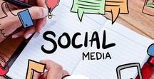 Social Media Marketing / Social media marketing strategies and tips for small business owners, entrepreneurs and girl bosses who want to use social media to increase traffic, leads and revenue.