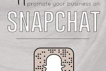 Snapchat Tips / Snapchat strategies and tips for small business owners, entrepreneurs and girl bosses who want to use Snapchat marketing to increase traffic, leads and revenue.