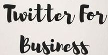 Twitter Tips / Twitter strategies and tips for small business owners, entrepreneurs and girl bosses who want to use content Twitter marketing to increase traffic, leads and revenue.