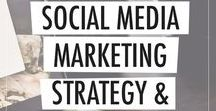 Marketing Strategies / Strategies to grow your business through online marketing, public relations and social media marketing.