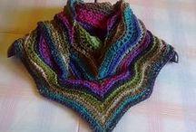 Knitting & Fiber Arts / by Erica Inger