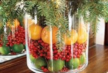 Centerpieces/ Holiday and more / by Anita Buchanan