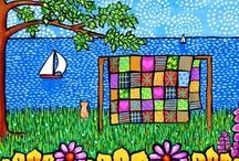 Quilts / Beautiful quilting pictures / by Anita Buchanan