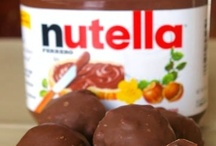 Nutella Obsession / by Anita Buchanan