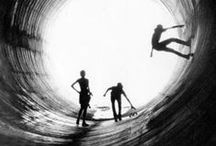 the sick skate shots. / skateboard photography at its best - it's an art form. / by Warehouse Skateboards