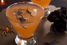 Halloween Party Recipes / Halloween Treats. You'll find ghoulish Halloween party recipes and ideas for creating creepy fingers foods, bewitching snacks, killer culinary presentations, devilish treats and deadly cocktails. Trick or Treat? / by Aspen Country