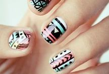 Nails / Nail polish, nail art, decals, and other ideas.