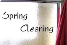 To Clean and Organize / by Megan Shafer