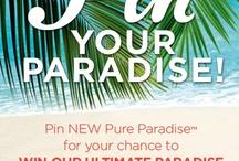 NEW Pure Paradise!!!! / by Tierra Washington