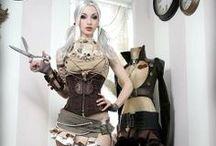 Steampunk and Alternative Fashion