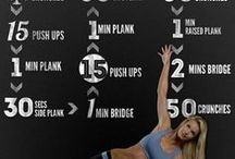 Get Fit / by Sara Yeaton