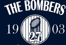 The Bronx Bombers / by Kayla Breland