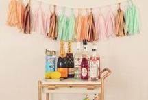homestylings - bar carts / by jac lyn
