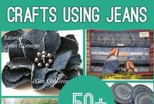 Sew Crafty & Fabric Crafts / Sewing & Knitting Ideas. Find sewing patterns, knitting and crochet ideas, DIY clothing, crafts made of fabric, seamstress and tailoring tips, clever projects and fabric craft ideas that are sew crafty. / by Aspen Country