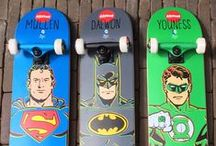 the completes. / all completes sold at Warehouse Skateboards ship pre-assembled and ready to ride right out of the box!  / by Warehouse Skateboards
