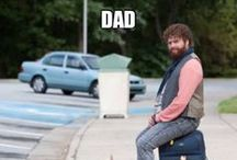 Stuff That'll Make Dad Laugh! / Dad Humor. Find funny stuff that makes your dad laugh, Father's Day humor, silly Daddy jokes, funny gifts for Dad, stuff that's sure to crack up your father and make Dad smile. / by Aspen Country