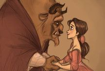 Beauty and the Beast / by Hannah Kitzmann