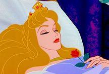 { Sleeping Beauty }