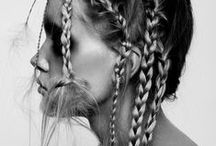 Braids / Braids for days. / by NYLON