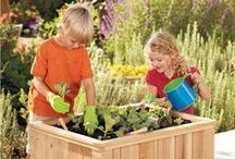 Gardening for Kids / Gardening with Children. Find fun kids' garden projects, gardening ideas for the kiddos, easy plants kids can grow and fun ways to teach your child about gardening and growing plants.  / by Aspen Country
