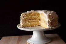 "taste: sweets / ""let them eat cake."" -marie antoinette / by kate b."
