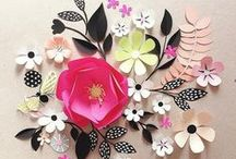 Crafts - Paper Flowers