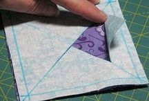 Quilting HOW TO's